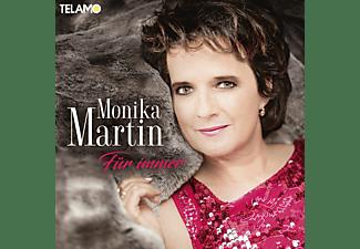 monika martin f r immer schlager volksmusik cds. Black Bedroom Furniture Sets. Home Design Ideas